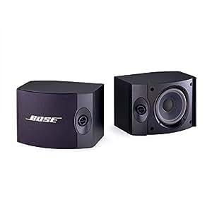 Bose 301 Direct/Reflecting speaker system : ブックシェルフスピーカー (2台1組) ブラック 301V