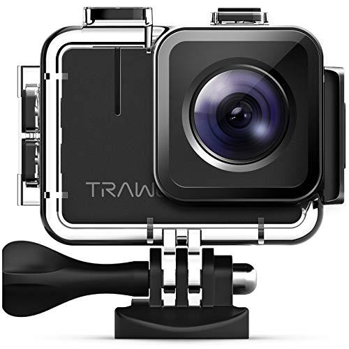 【最新版】APEMAN Trawo アクションカメラ4K高画質2000万画素 先進IPSスクリーン パナソニックセンサー搭載...