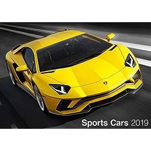 Sports Cars 2019 Calendar