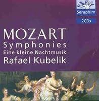 Mozart: Symphonies 35,36 & 38
