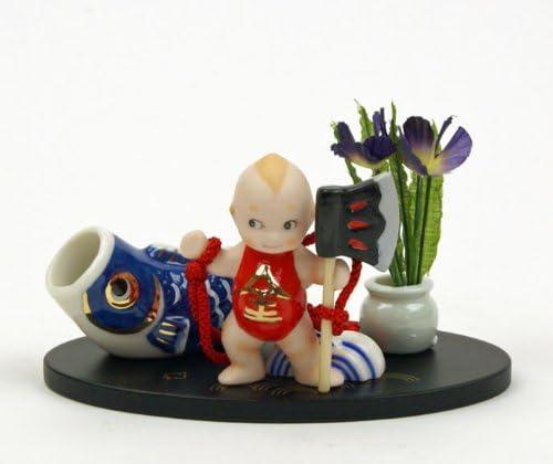 雛人形 キャラクター五月人形飾り ローズオニール キューピー歳時記 フィギュアセット キャラクター人形 キューピー五月人形 5月人形 10P25Mar11 五月人形 5月人形 兜飾り こいのぼり 鯉のぼり 鯉幟