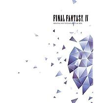 FINAL FANTASY IV ORIGINAL SOUNDTRACK REVIVAL DISC(映像付サントラ/Blu-ray Disc Music)