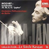 Mozart:Syms No39/40/41