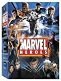 Marvel Heroes (x-men, x-men2, x-men the last stand, Daredevil, Elektra, Fantastic 4, Fantastic 4 rise of the silver surfer