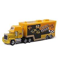 MAHAXXディズニーピクサー車 2 3 おもちゃライトニングマックィーン · ジャクソン嵐マック叔父トラックダイキャストモデルカーのおもちゃ子供の誕生日プレゼント