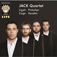JACK Quartet: Live at Wigmore Hall (2012-07-17)