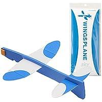 ウィングスプレーン?スカイブルーWings Plane SKY工学博士が設計したスチレンヒコーキ対象年齢6歳以上