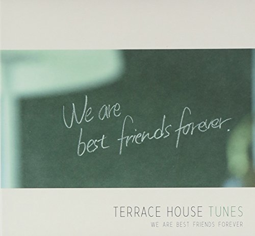 TERRACE HOUSE TUNES-We are best friends forever(初回限定・・・