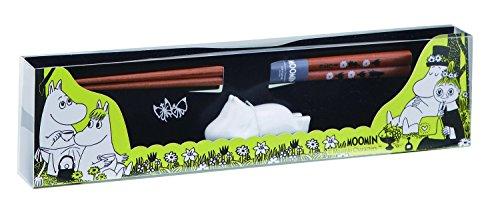ムーミン 箸・箸置き セット (化粧箱入) ムーミン MM991-841