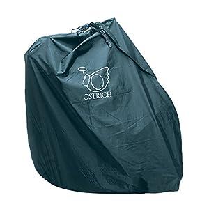OSTRICH(オーストリッチ) 輪行袋 [L-100] 超軽量型 ブラック