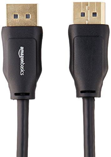 『Amazonベーシック DisplayPort to DisplayPortケーブル 3.0m』の3枚目の画像