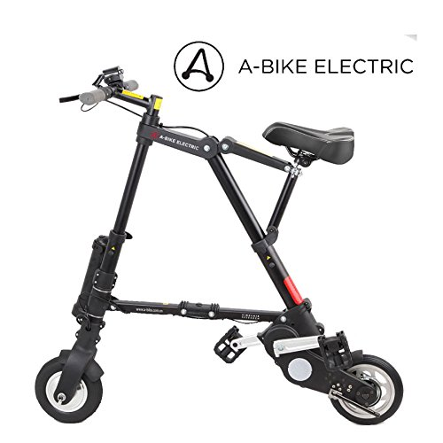 electric 電動アシスト コンパクト軽量折り畳み自転車