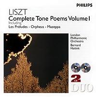 リスト:交響詩全集1