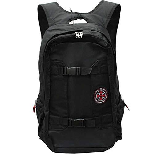 [インディペンデント] バックパック TRANSIT BACKPACK TRAVEL BAGS & PACKS BLACK 6272942 [並行輸入品]
