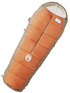コールマン 寝袋 キッズマミー3/C4 オレンジ [使用可能温度-1度] 2000016936