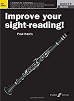 Clarinet, Grade 6-8 (Improve Your Sight-reading!)