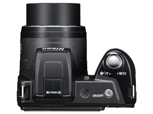 Nikon デジタルカメラ COOLPIX (クールピクス) L110 ブラック