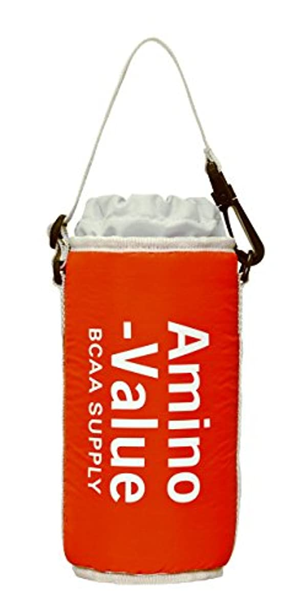 ビスケット媒染剤歌大塚製薬 アミノバリュー スクイズボトル キャリージャケット 1枚