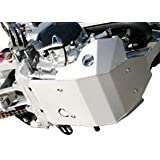ジータ(ZETA) EDスキッドプレート アルミニウム WR250R(07-15) WR250X(07-15) ZE55-2400