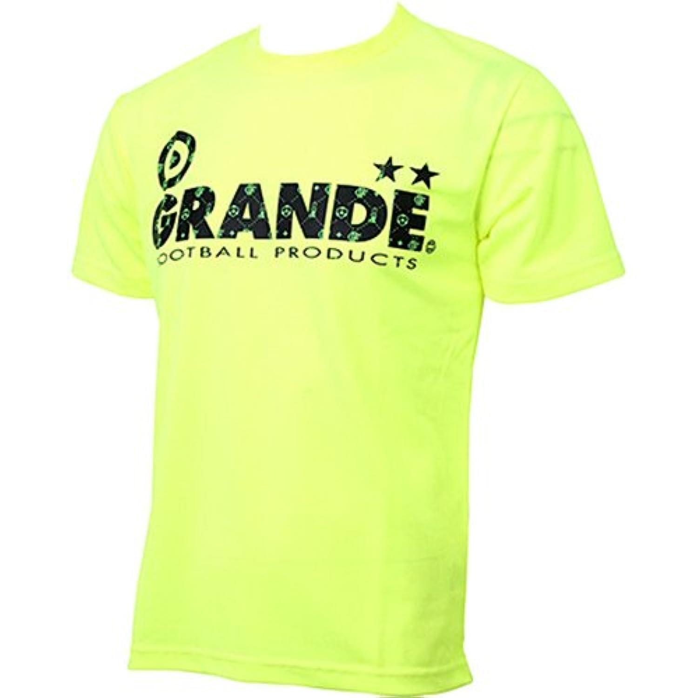 [グランデ] モノグラム ドライメッシュ Tシャツ半袖 GFP10135 6309