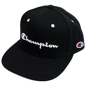 (チャンピオン) Champion ストレートキャップ 581-003A ブラック 57~59cm