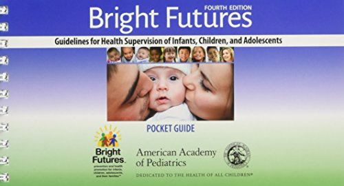 Bright Futures: Guidelines For Health Supervison of Infants, Children, and Adolescents