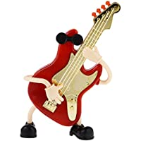 Fenteer ギターモデル オルゴール 音楽ボックス 装飾 おもちゃ 収集品 デコレーション