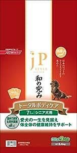 ジェーピースタイル 和の究み トータルボディケア 7歳以上のシニア犬用5.4kg