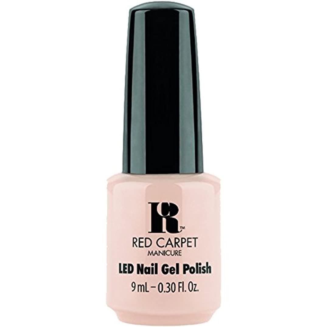 完璧キャリアアフリカ人Red Carpet Manicure - LED Nail Gel Polish - Oh So Posh - 0.3oz / 9ml