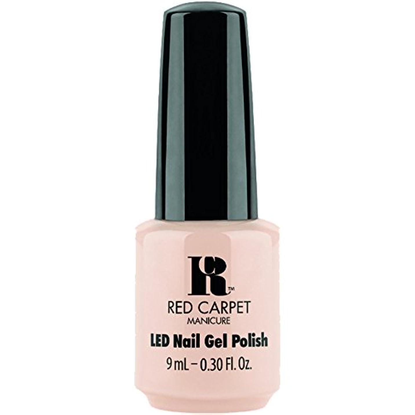 飼い慣らす偽善風が強いRed Carpet Manicure - LED Nail Gel Polish - Oh So Posh - 0.3oz / 9ml
