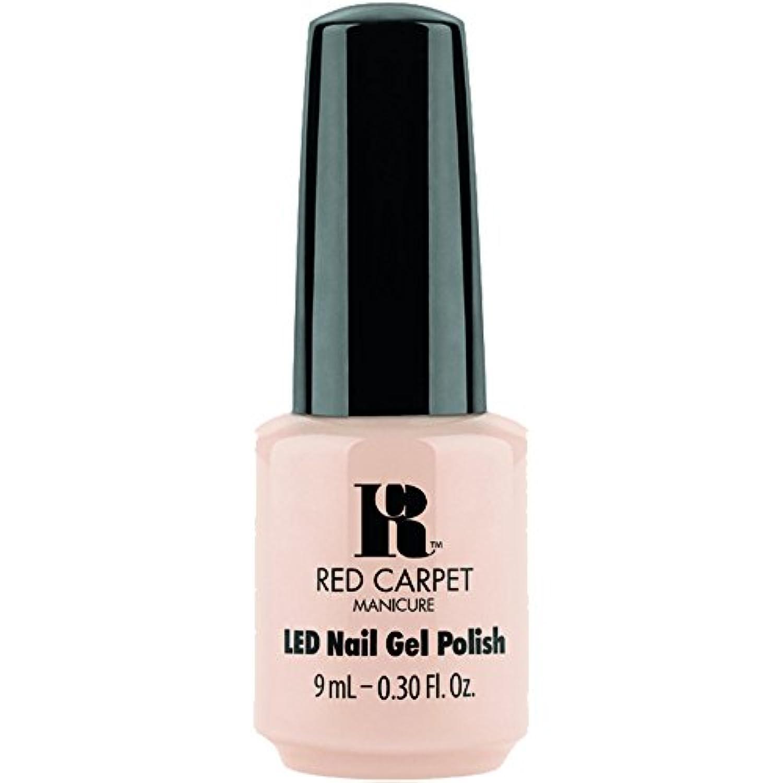 Red Carpet Manicure - LED Nail Gel Polish - Oh So Posh - 0.3oz / 9ml