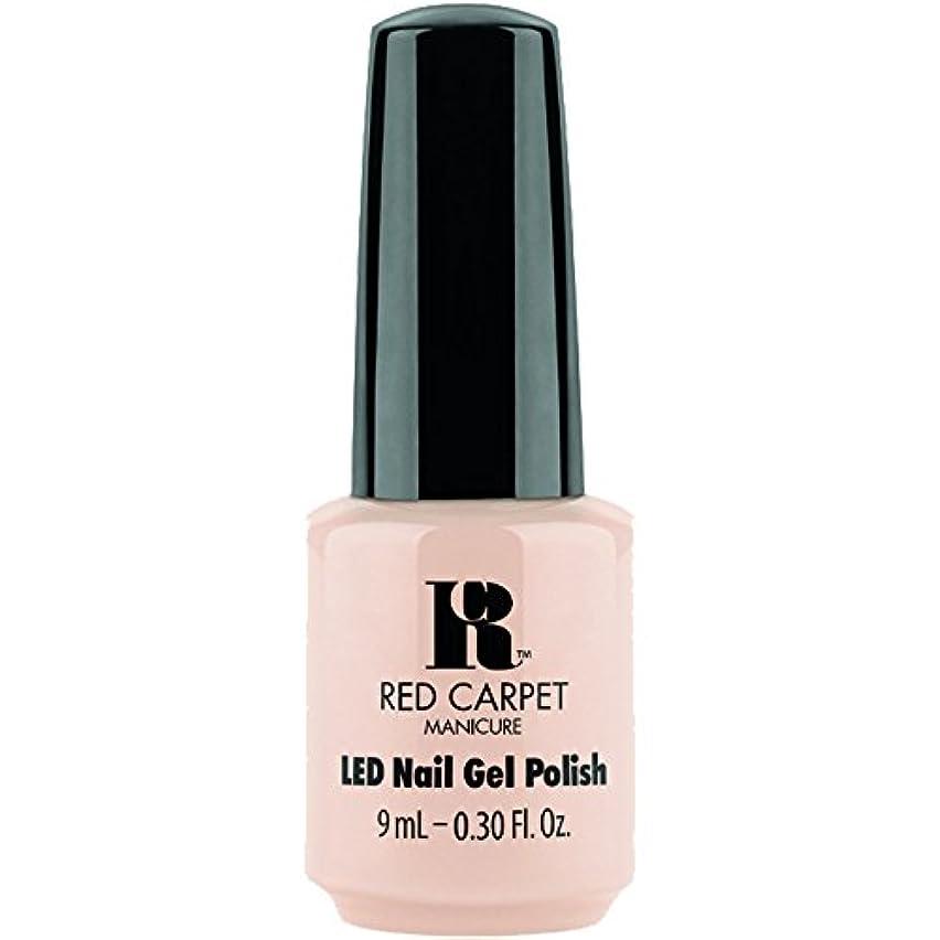 心配想起地下鉄Red Carpet Manicure - LED Nail Gel Polish - Oh So Posh - 0.3oz / 9ml