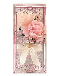 kameyama candle(カメヤマキャンドル) ローズディフューザー ディフューザー 90x90x180mm 香り:ローズの香り(E3170510)