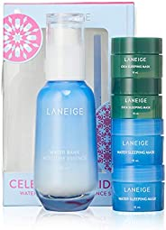 Laneige Holiday Water Bank Moisture Essence Set, 5 count
