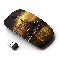 KOOLmouse [ ワイヤレスマウス 2.4Ghz無線光学式マウス ] [ Sunset Beautiful Nature 114 ]