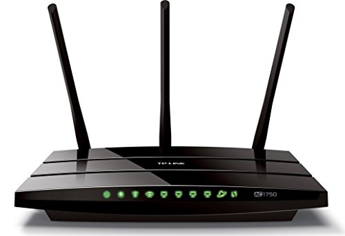 TP-Link 無線LANルーター デュアルバンド 11ac/n/a/b/g ギガビット 1300Mbps+450Mbps 2 USBポート Archer C7