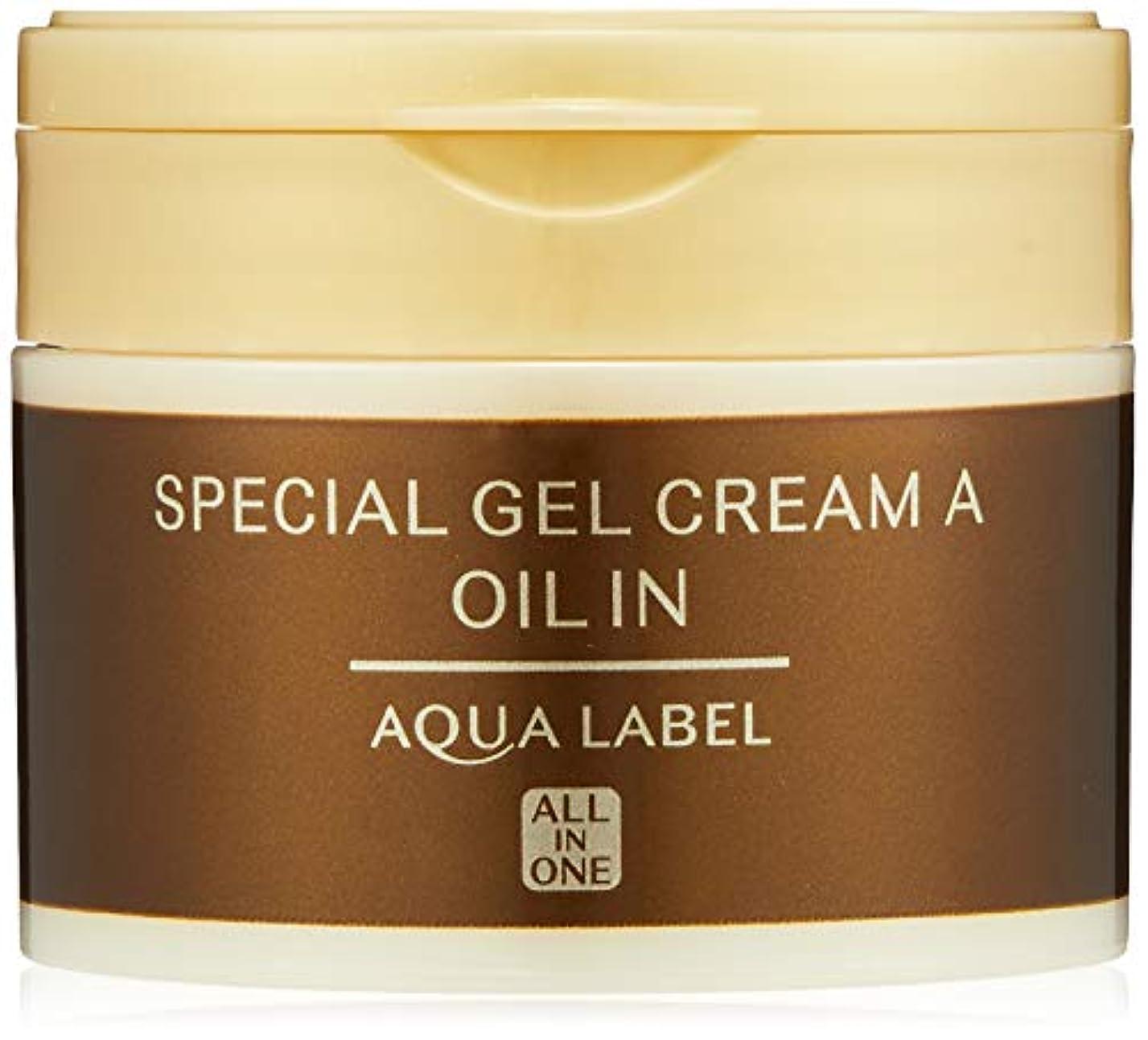 考古学絶滅クマノミAQUALABEL(アクアレーベル) アクアレーベル スペシャルジェルクリームA (オイルイン) ハーバルローズの優しい香り 単品 90g