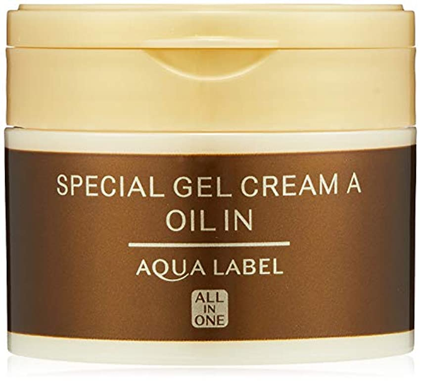 ステープル誰も組み立てるAQUALABEL(アクアレーベル) アクアレーベル スペシャルジェルクリームA (オイルイン) ハーバルローズの優しい香り 単品 90g