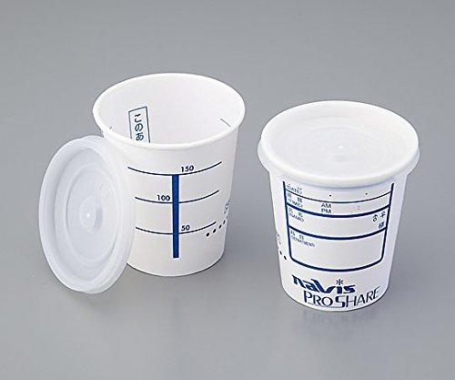 アズワン プロシェア検査用採尿コップ[CUP-205] 2500個 2500 1箱(2500個) 8-1642-02