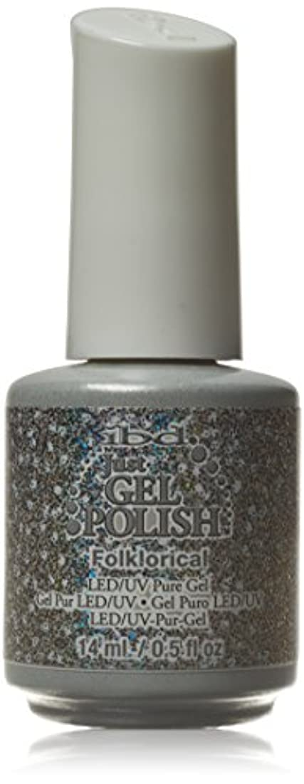 タップ権限周術期ibd Just Gel Nail Polish - Folklorical - 14ml / 0.5oz