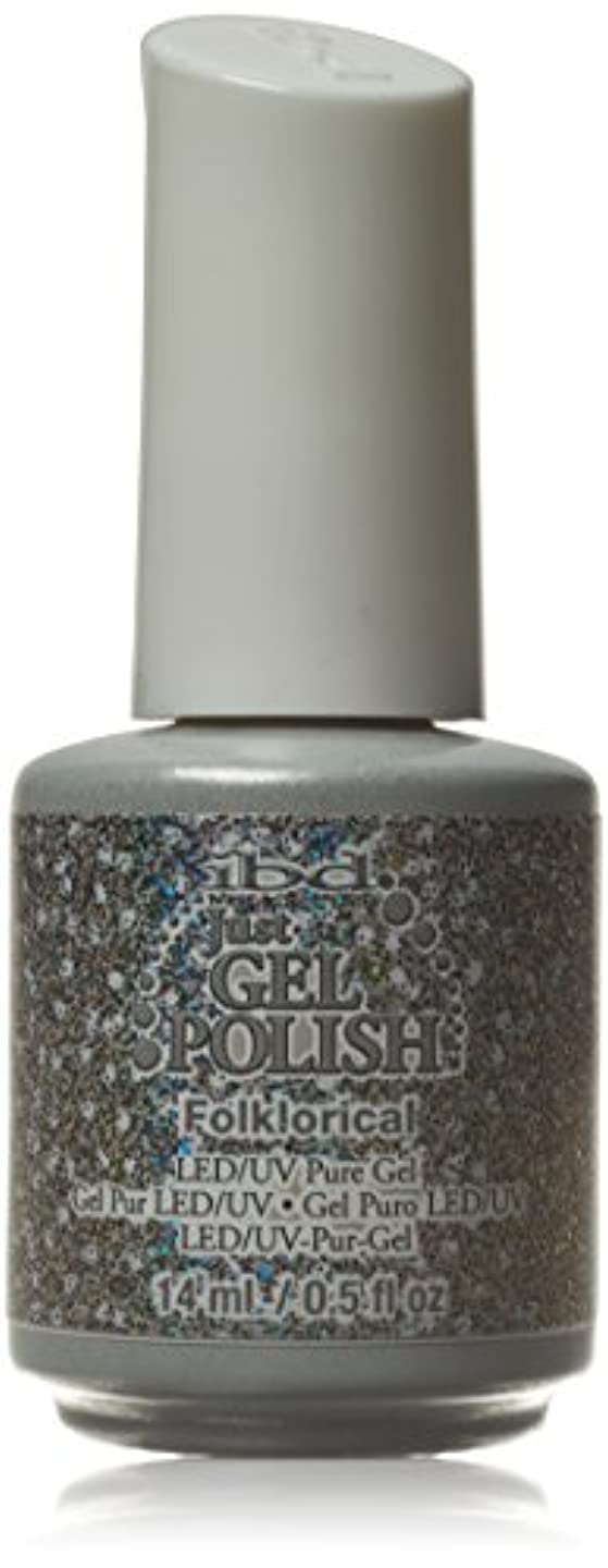 慈善蒸発怠けたibd Just Gel Nail Polish - Folklorical - 14ml / 0.5oz
