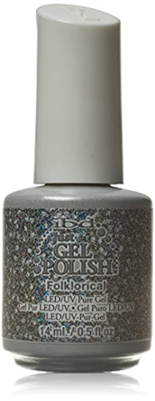 銃調整可能エキゾチックibd Just Gel Nail Polish - Folklorical - 14ml / 0.5oz