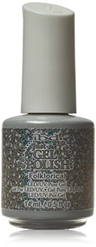 進化する想像力豊かなかすれたibd Just Gel Nail Polish - Folklorical - 14ml / 0.5oz