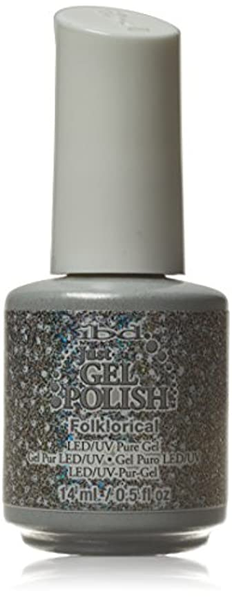 篭感謝いとこibd Just Gel Nail Polish - Folklorical - 14ml / 0.5oz