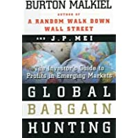 Global Bargain Hunting The Investor's Guide to Profits in Emerging Markets [Paperback] [Jan 01, 1998]