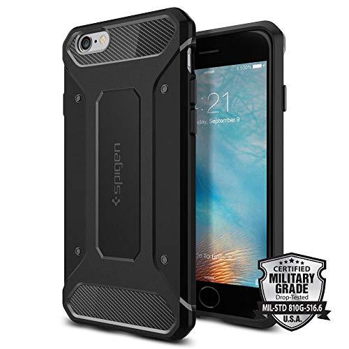 【Spigen】 スマホケース iPhone6s ケース/iPhone6 ケース 対応 TPU 耐衝...