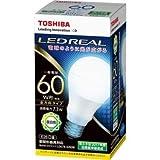 東芝 LED電球 一般電球形 全方向形 昼白色60W形相当 LDA7N-G/60W LDA7N-G/60W