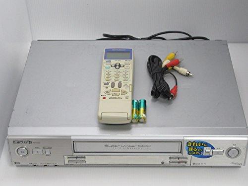 三菱電機 スーパーVHSビデオ HV-E500