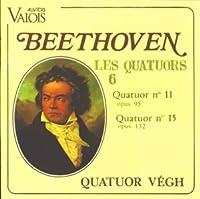 Beethoven: the Quartets Vol.6
