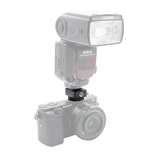 Foto & Techフラッシュホットシュー変換アダプタSonyカメラa7iii、a9、a99?II/a7r II/a7?II/a7?/a7r/a7s II/a7s/a6500?/a6300?/a6000にNikonスピードライトSB - 500?/SB